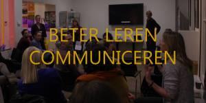 Beter leren communiceren
